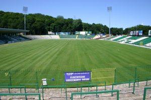 Ogrzewanie boisk pilkarskich - Lechia Gdańsk